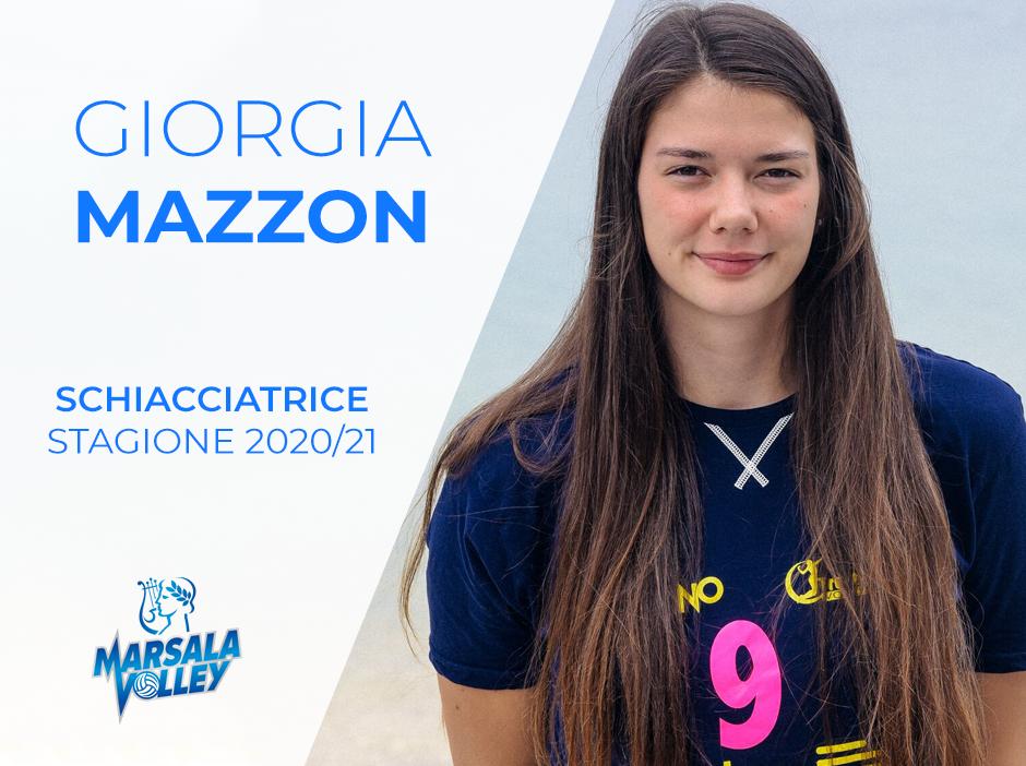 Volley, A2. Marsala Volley dopo i rinnovi, annuncia la ventiduenne Giorgia Mazzon. E non è finita qui.....