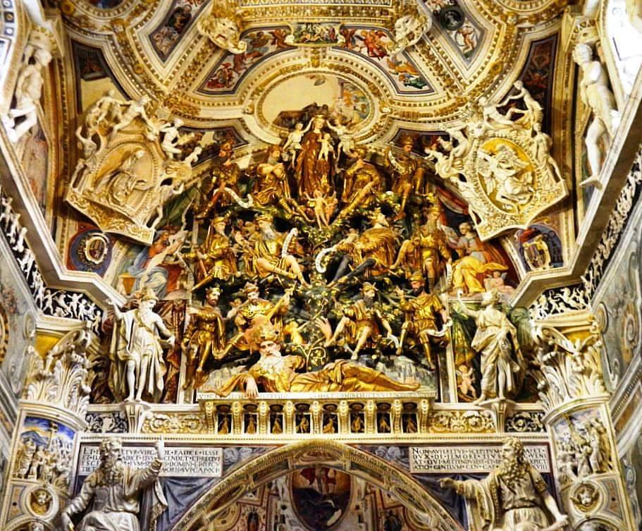 A Castelvetrano La Cappella Sistina Della Sicilia Il Video