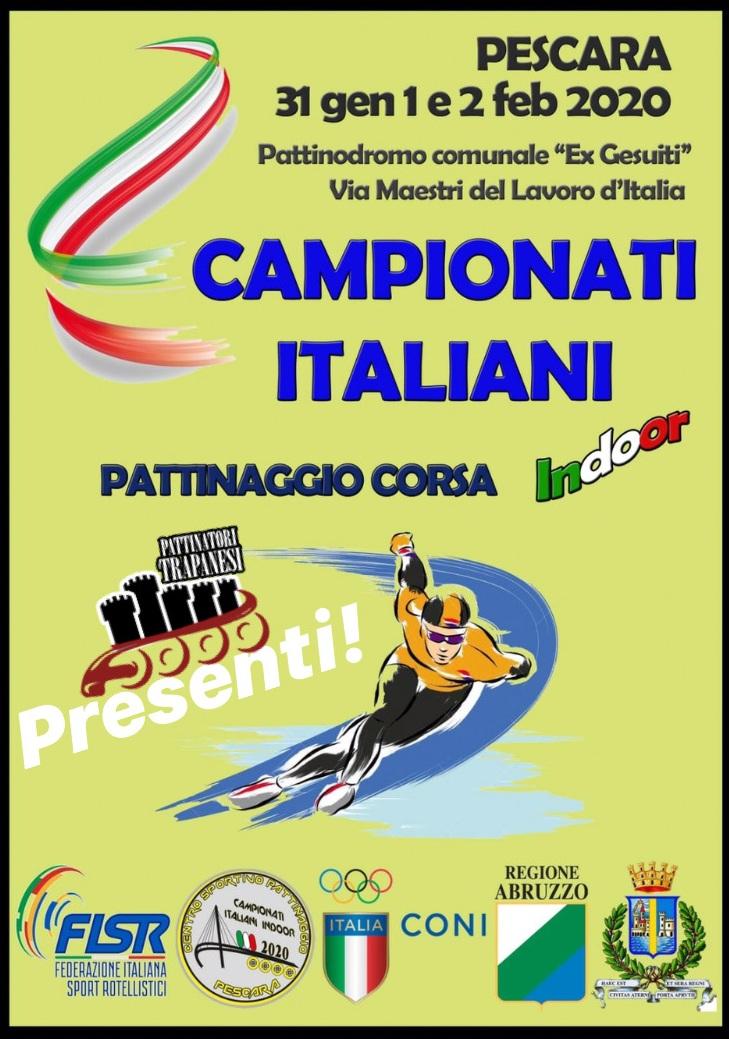 I Pattinatori Trapanesi ai Campionati Italiani Indoor di ...