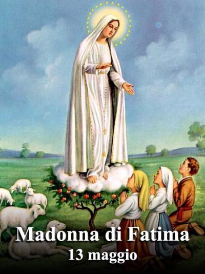 Festa della Madonna di Fatima