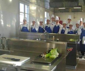 L Istituto Alberghiero Di Erice Fa Lezione Con La Scuola Di Gualtiero Marchesi