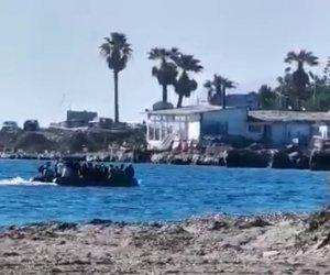 Marsala, sbarco di clandestini nei pressi del Lido Pakeca